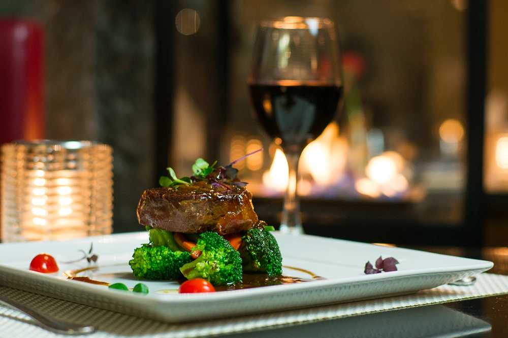 Wining & Dining bij restaurant De Luca, Passage Den Haag